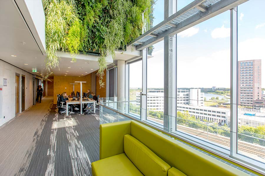 City of Venlo - Creating a Sustainable C2C Office Environment